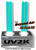 air duct uv 2k